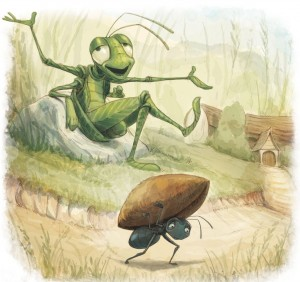 antgrasshopper