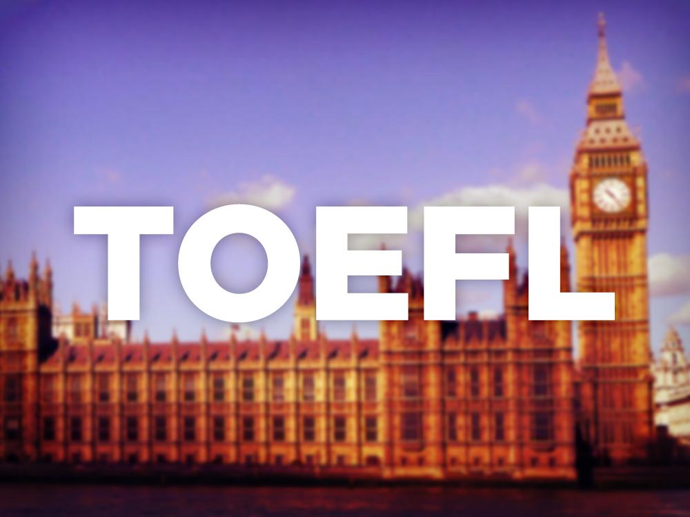 Formation TOEFL