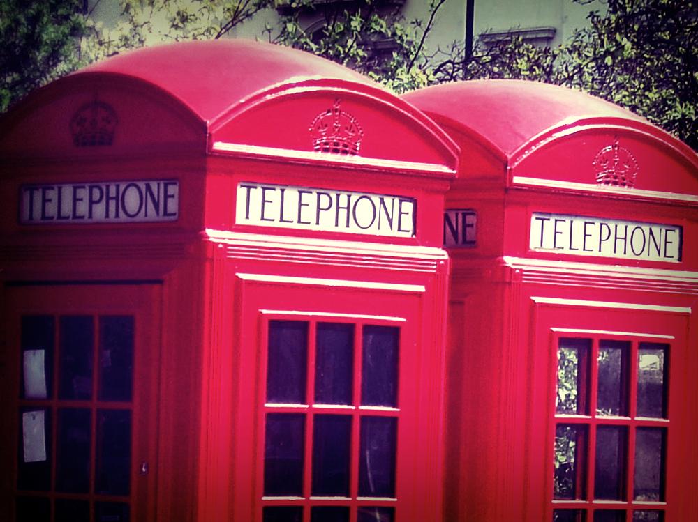 Cours d'anglais par Téléphone